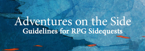 Adventures on the Side: Guidelines for RPG Sidequests