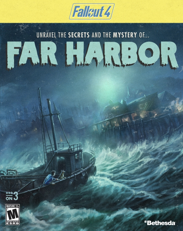 fallout 4 far harbor dlc expansion pack bethesda