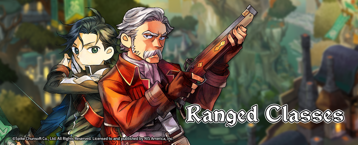 Grand Kingdom Ranged