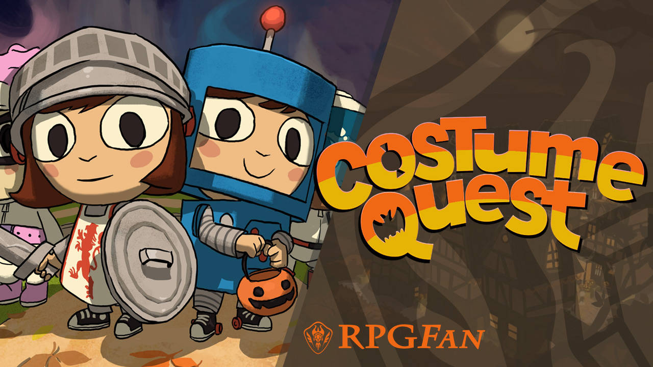 Costume Quest Banner