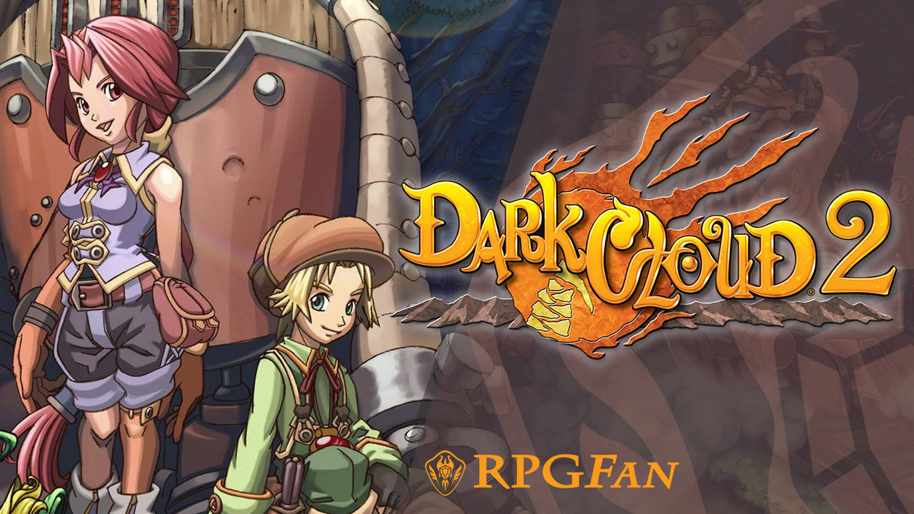 Dark Cloud 2 Banner