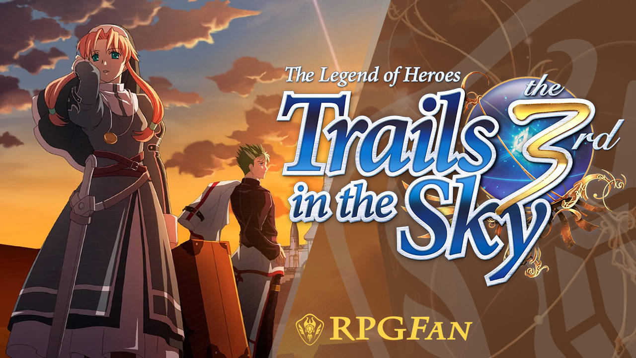 Legend of Heroes Trails in the Sky the 3rd