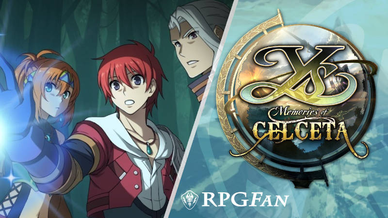 Ys Memories of Celceta on Twitch