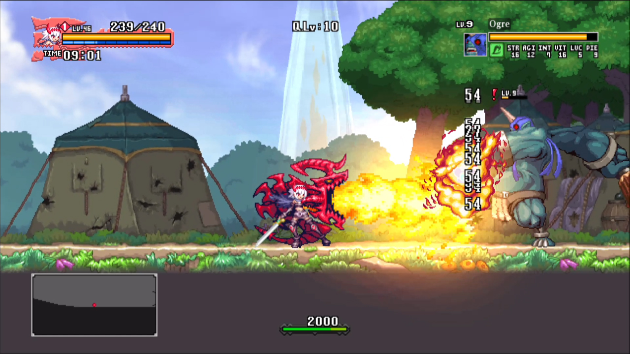 Dragon Marked for Death Screenshot